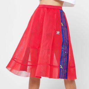 adidas Mesh Circle Skirt
